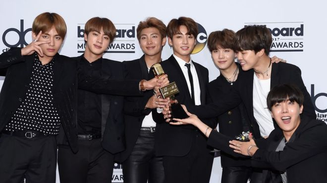 What Happened when BTS Won at the Billboard Music Awards – The PaperClip