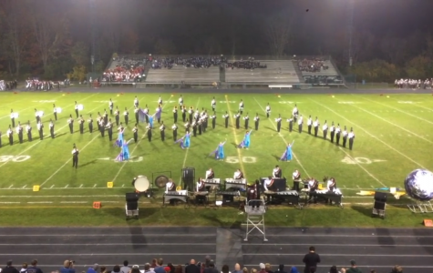 Clipper Marching Band Goes to Dover Band Show