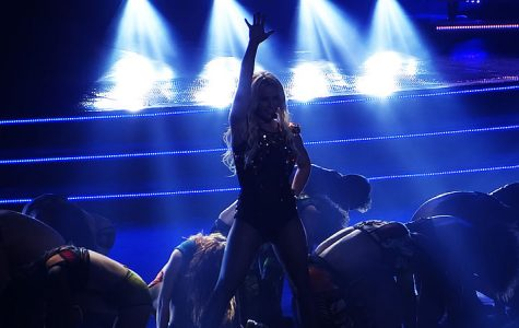 Britney Spears Performance- New Years Rockin' Eve