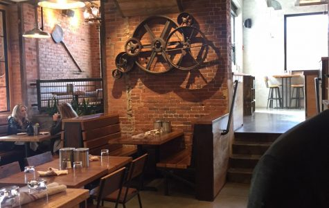 Student Review: Cornerstone Pizzeria