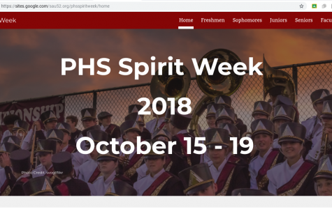 Spirit Week October 2018- What's new this year?