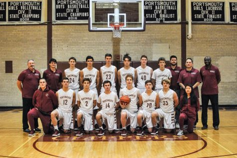 Portsmouth Boys Basketball, a Legacy on the Line