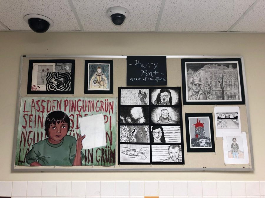 Student Artists On the Rise