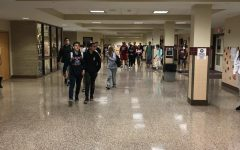 PHS Students Express Concern on Hallway Etiquette