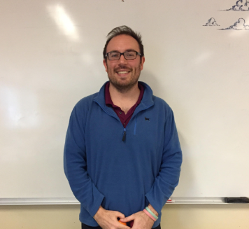 PHS Welcomes New Science Teacher