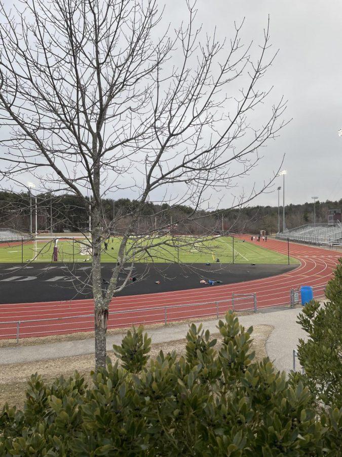PHS+Winter+track+practice+