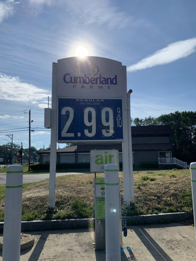A Look at the Rising Gas Prices