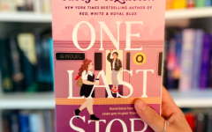 """Navigation to Story: Review of """"One Last Stop"""" by Casey McQuiston"""