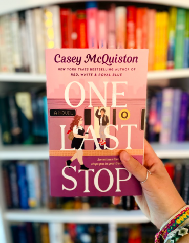 """Review of """"One Last Stop"""" by Casey McQuiston"""